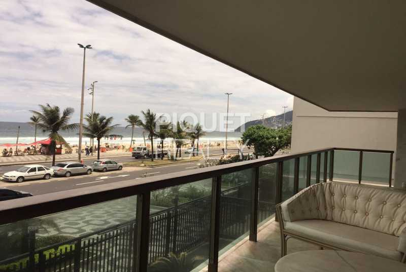 VARANDAO  - Apartamento 4 quartos para alugar Rio de Janeiro,RJ - R$ 25.000 - 00316AP - 4