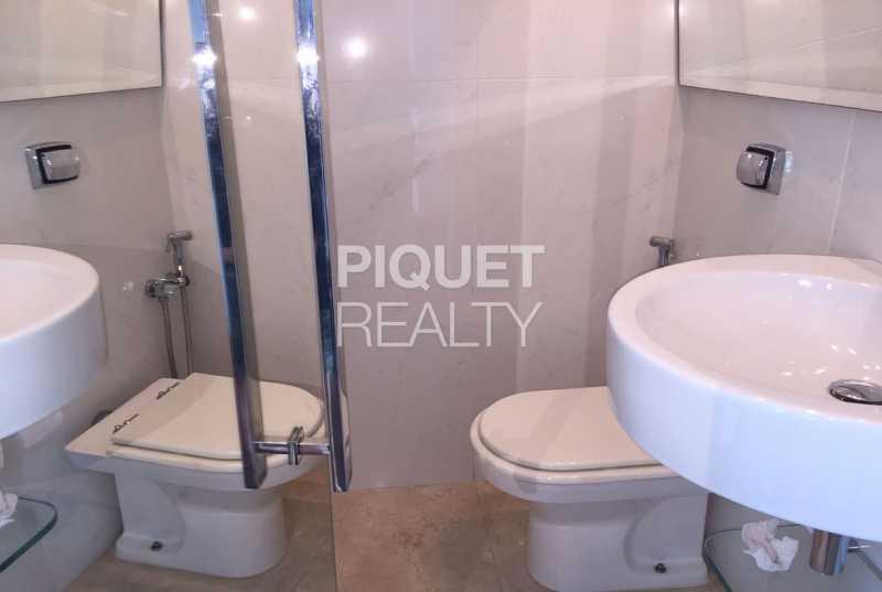 BANHEIRO - Apartamento 4 quartos para alugar Rio de Janeiro,RJ - R$ 25.000 - 00316AP - 6