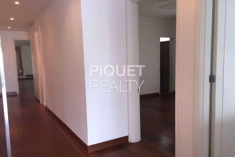 CORREDOR - Apartamento 4 quartos para alugar Rio de Janeiro,RJ - R$ 25.000 - 00316AP - 7