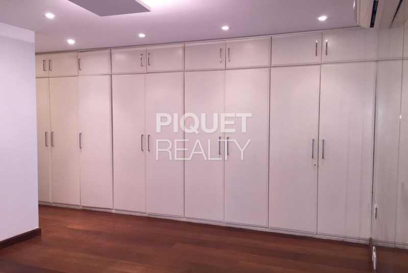 ARMÁRIOS - Apartamento 4 quartos para alugar Rio de Janeiro,RJ - R$ 25.000 - 00316AP - 12