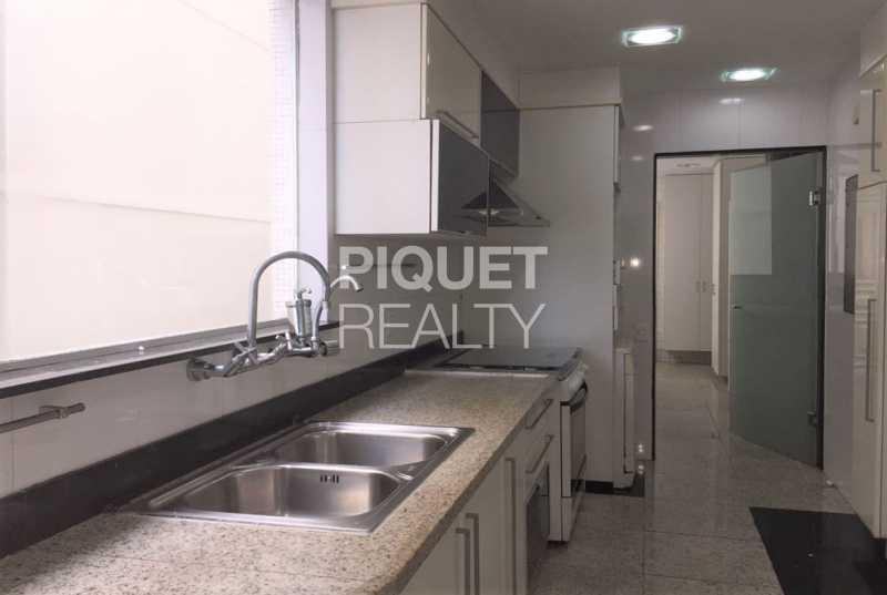 COZINHA - Apartamento 4 quartos para alugar Rio de Janeiro,RJ - R$ 25.000 - 00316AP - 16