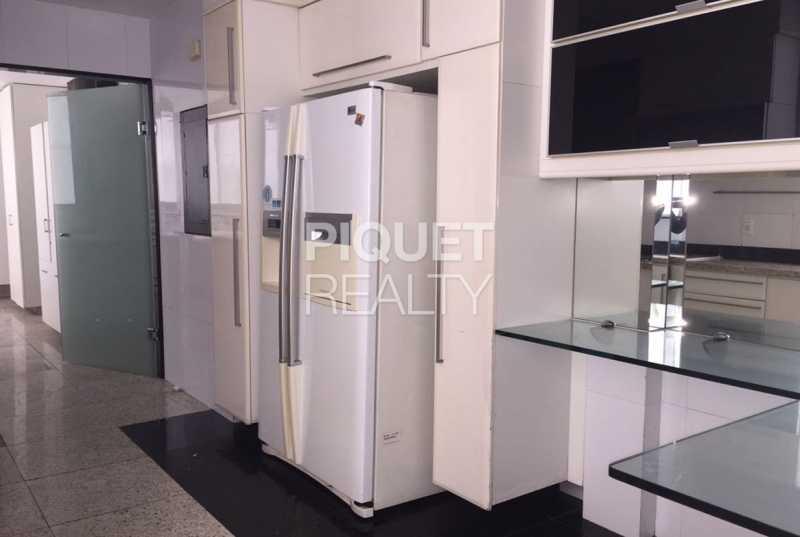 COZINHA - Apartamento 4 quartos para alugar Rio de Janeiro,RJ - R$ 25.000 - 00316AP - 17