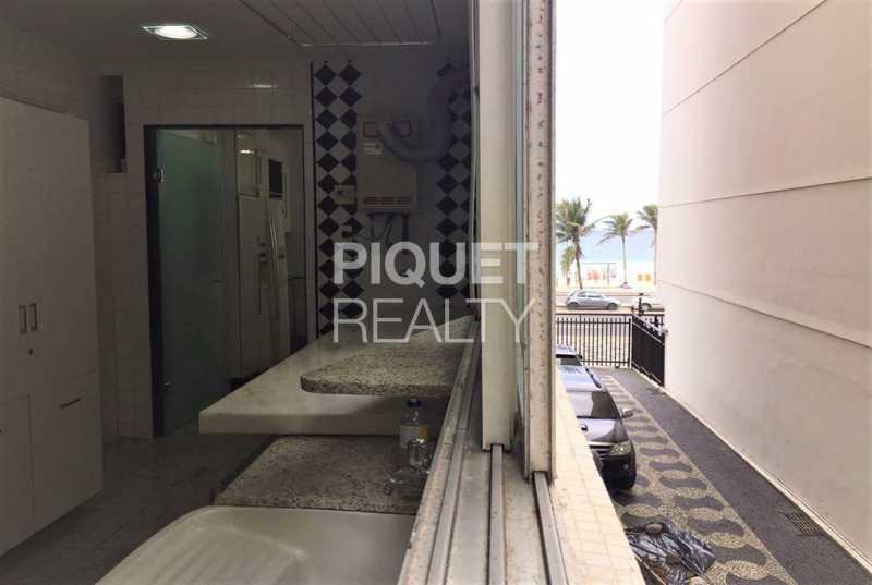 AREA DE SERVIÇO - Apartamento 4 quartos para alugar Rio de Janeiro,RJ - R$ 25.000 - 00316AP - 19