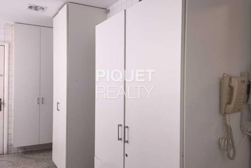 AREA DE SERVIÇO - Apartamento 4 quartos para alugar Rio de Janeiro,RJ - R$ 25.000 - 00316AP - 20