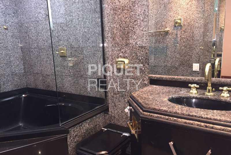 BANHEIRO - Apartamento 4 quartos para alugar Rio de Janeiro,RJ - R$ 25.000 - 00316AP - 21