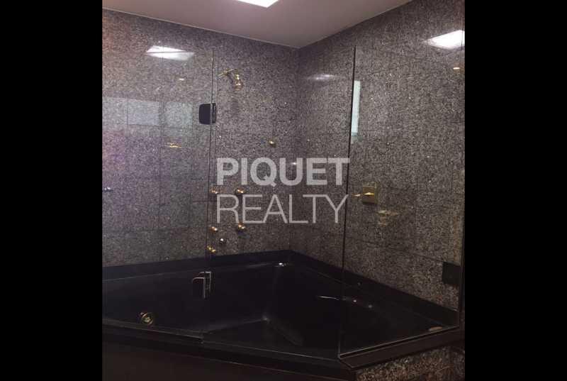 BANHEIRO - Apartamento 4 quartos para alugar Rio de Janeiro,RJ - R$ 25.000 - 00316AP - 22