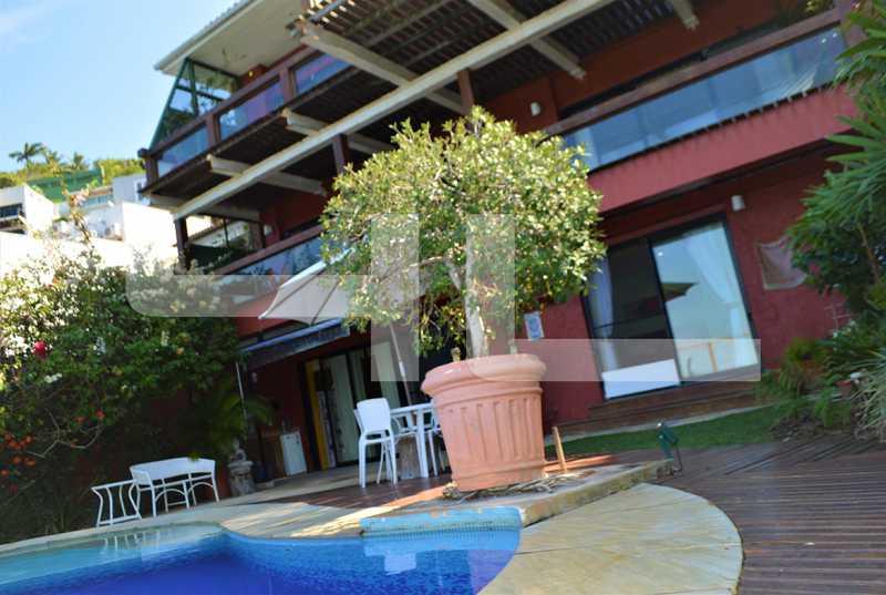 FACHADA - Casa em Condomínio 3 quartos à venda Rio de Janeiro,RJ - R$ 4.999.000 - 00360CA - 3