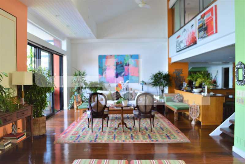 SALA - Casa em Condomínio 3 quartos à venda Rio de Janeiro,RJ - R$ 4.999.000 - 00360CA - 6