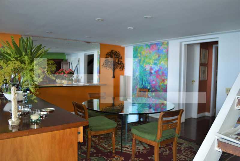 SALA - Casa em Condomínio 3 quartos à venda Rio de Janeiro,RJ - R$ 4.999.000 - 00360CA - 7