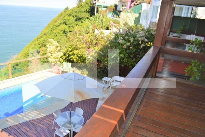 VARANDA - Casa em Condomínio 3 quartos à venda Rio de Janeiro,RJ - R$ 4.999.000 - 00360CA - 11