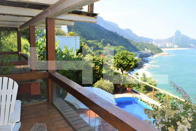 VARANDAO - Casa em Condomínio 3 quartos à venda Rio de Janeiro,RJ - R$ 4.999.000 - 00360CA - 14