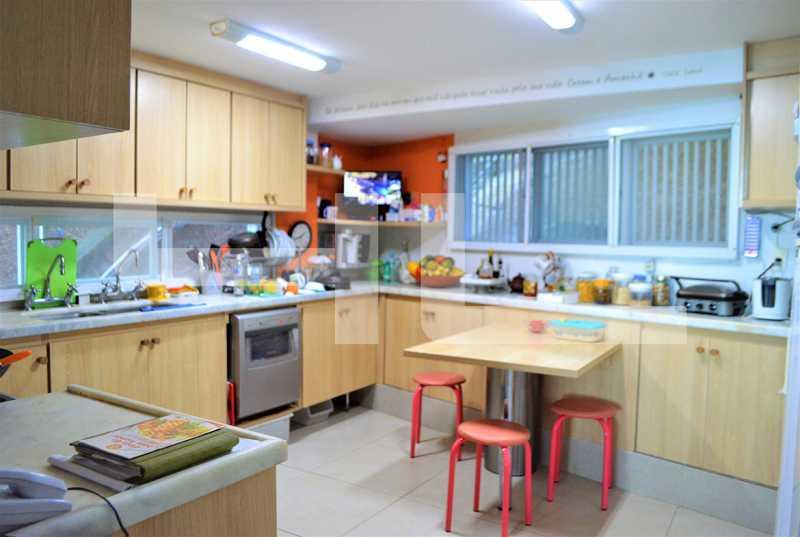 COZINHA - Casa em Condomínio 3 quartos à venda Rio de Janeiro,RJ - R$ 4.999.000 - 00360CA - 23