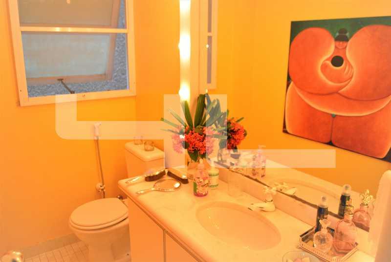 LAVABO - Casa em Condomínio 3 quartos à venda Rio de Janeiro,RJ - R$ 4.999.000 - 00360CA - 24