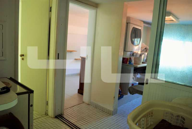 AREA DE SERVIÇO - Casa em Condomínio 3 quartos à venda Rio de Janeiro,RJ - R$ 4.999.000 - 00360CA - 28