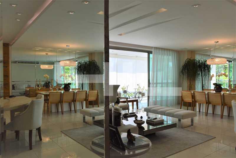 SALA - Apartamento 4 quartos à venda Rio de Janeiro,RJ - R$ 2.680.000 - 00362AP - 5