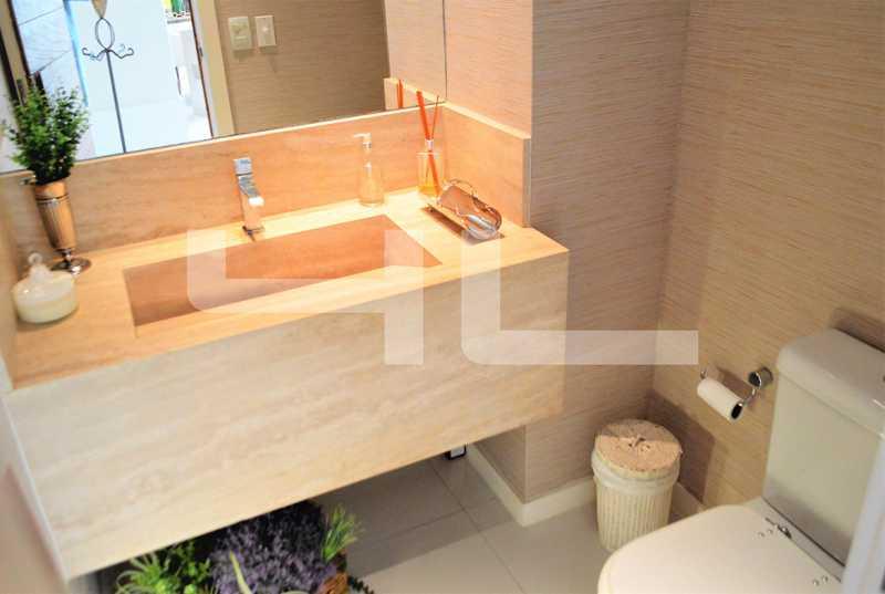 LAVABO - Apartamento 4 quartos à venda Rio de Janeiro,RJ - R$ 2.680.000 - 00362AP - 8
