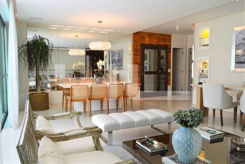 SALA - Apartamento 4 quartos à venda Rio de Janeiro,RJ - R$ 2.680.000 - 00362AP - 3