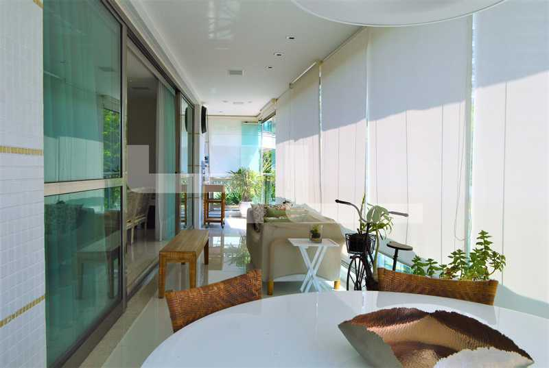 VARANDÃO - Apartamento 4 quartos à venda Rio de Janeiro,RJ - R$ 2.680.000 - 00362AP - 12