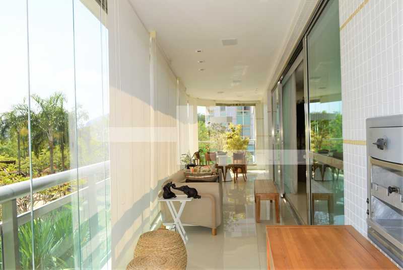 VARANDÃO - Apartamento 4 quartos à venda Rio de Janeiro,RJ - R$ 2.680.000 - 00362AP - 13