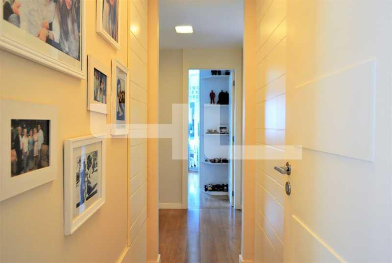 CORREDOR - Apartamento 4 quartos à venda Rio de Janeiro,RJ - R$ 2.680.000 - 00362AP - 16