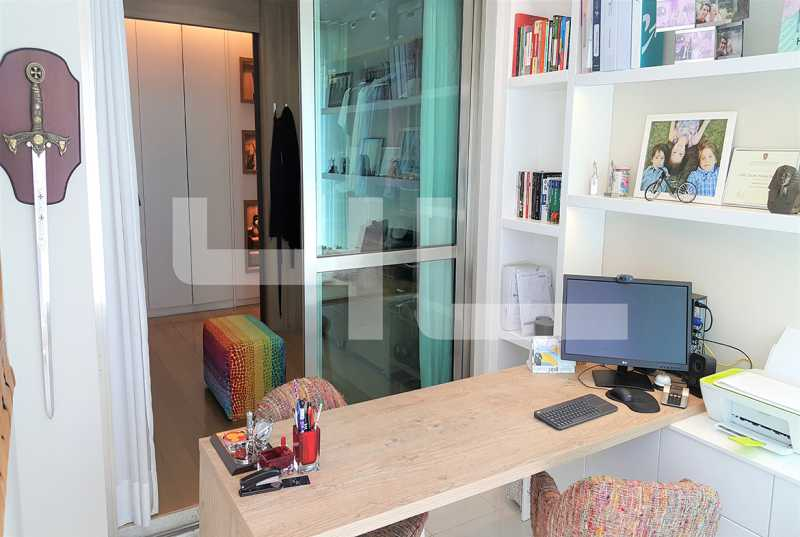 ESCRITORIO - Apartamento 4 quartos à venda Rio de Janeiro,RJ - R$ 2.680.000 - 00362AP - 20