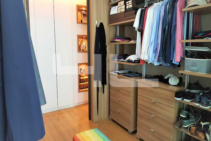 CLOSET - Apartamento 4 quartos à venda Rio de Janeiro,RJ - R$ 2.680.000 - 00362AP - 21