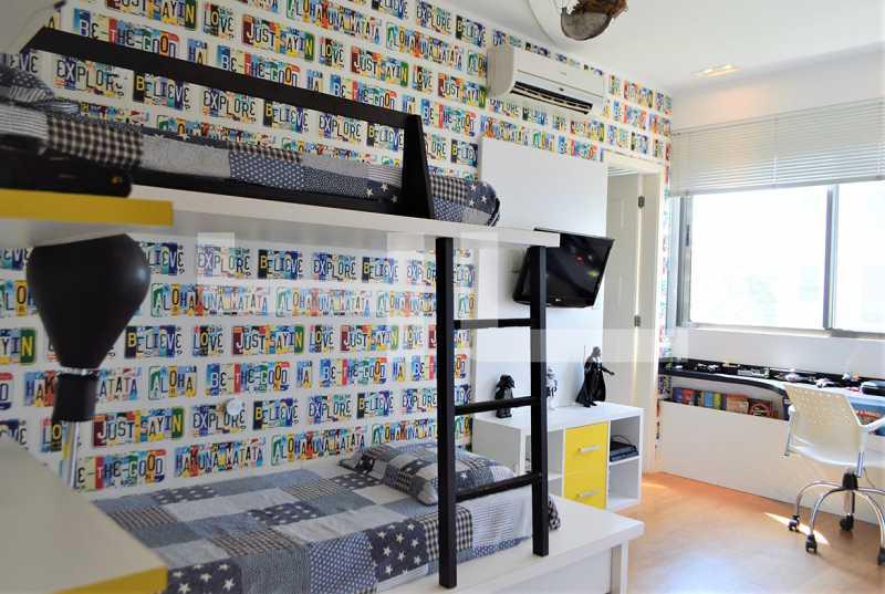 SUITE - Apartamento 4 quartos à venda Rio de Janeiro,RJ - R$ 2.680.000 - 00362AP - 31