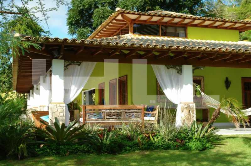 FACHADA - Casa em Condomínio 7 quartos à venda Angra dos Reis,RJ - R$ 5.980.000 - 00367CA - 3