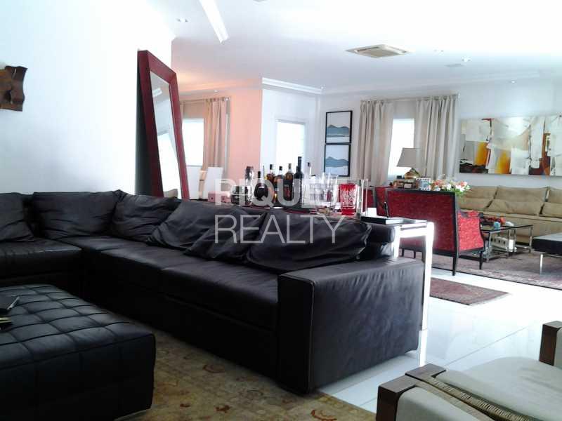 SALA - Casa em Condomínio 5 quartos à venda Rio de Janeiro,RJ - R$ 4.490.000 - 00033CA - 10