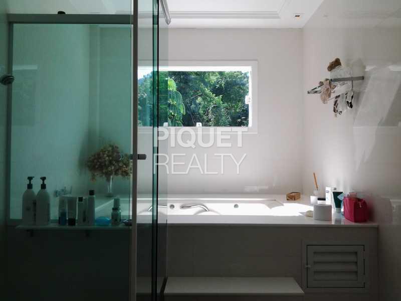 SUITE MASTER - Casa em Condomínio 5 quartos à venda Rio de Janeiro,RJ - R$ 4.490.000 - 00033CA - 27