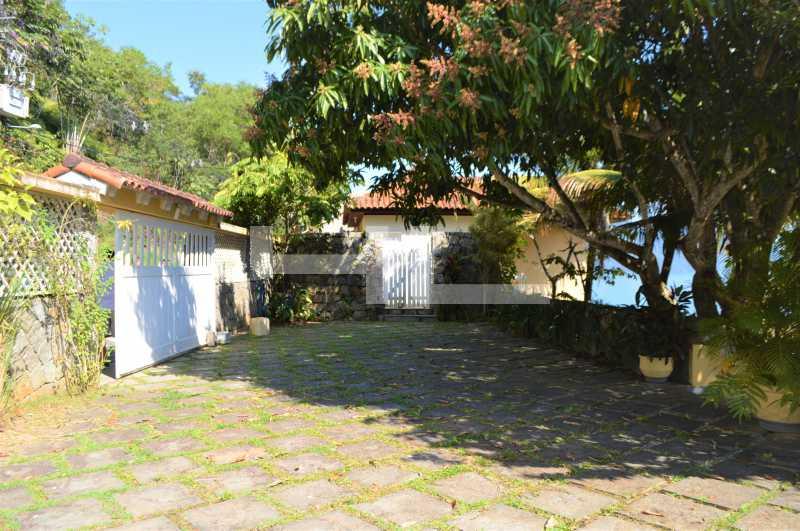 GARAGEM NÍVEL DA RUA - Casa em Condomínio 6 quartos à venda Angra dos Reis,RJ - R$ 13.500.000 - 00305CA - 26