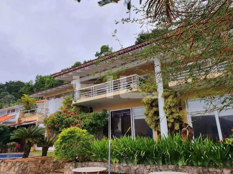FACHADA - Casa em Condomínio 6 quartos à venda Angra dos Reis,RJ - R$ 13.500.000 - 00305CA - 6