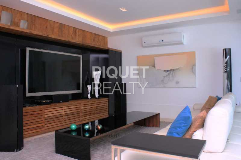 HOME THEATER - Casa em Condomínio 4 quartos à venda Rio de Janeiro,RJ - R$ 10.799.000 - 00035CA - 14