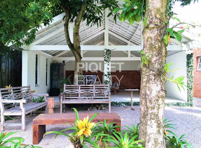 ACONCHEGO - Casa em Condomínio 7 quartos para venda e aluguel Rio de Janeiro,RJ - R$ 4.690.000 - 00037CA - 3