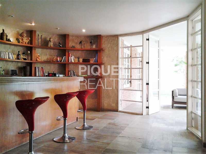 BAR - Casa em Condomínio 7 quartos para venda e aluguel Rio de Janeiro,RJ - R$ 4.690.000 - 00037CA - 7
