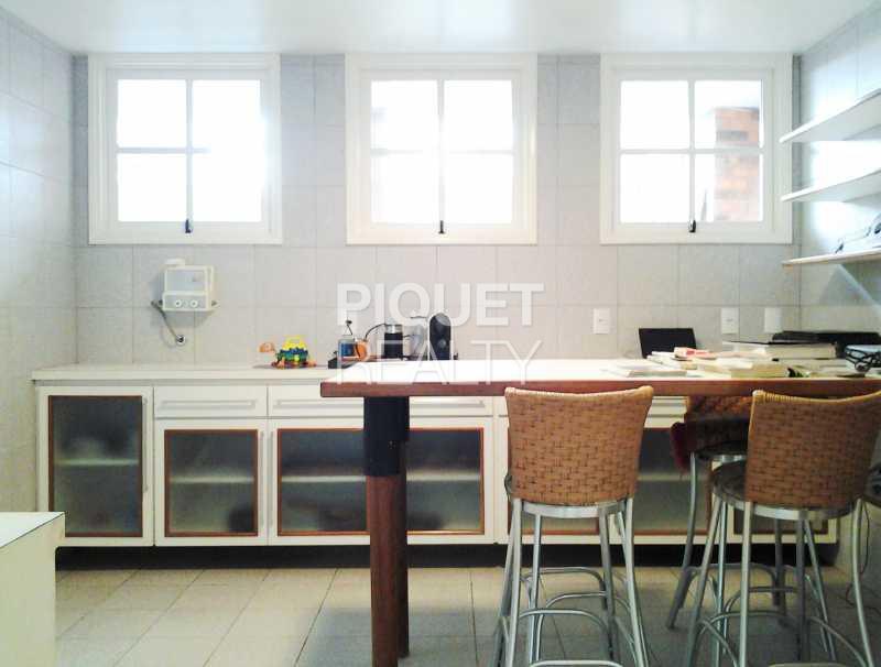 COPA - Casa em Condomínio 7 quartos para venda e aluguel Rio de Janeiro,RJ - R$ 4.690.000 - 00037CA - 10