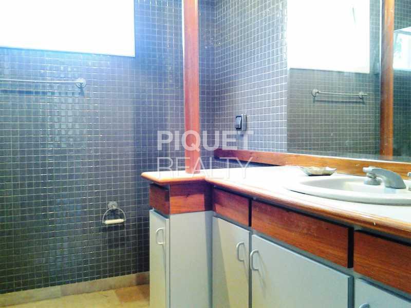 BANHEIRO SUITE - Casa em Condomínio 7 quartos para venda e aluguel Rio de Janeiro,RJ - R$ 4.690.000 - 00037CA - 28