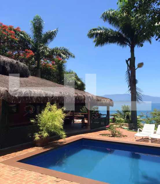 0003 - Casa 4 quartos à venda Angra dos Reis,RJ - R$ 2.599.000 - 00411CA - 5