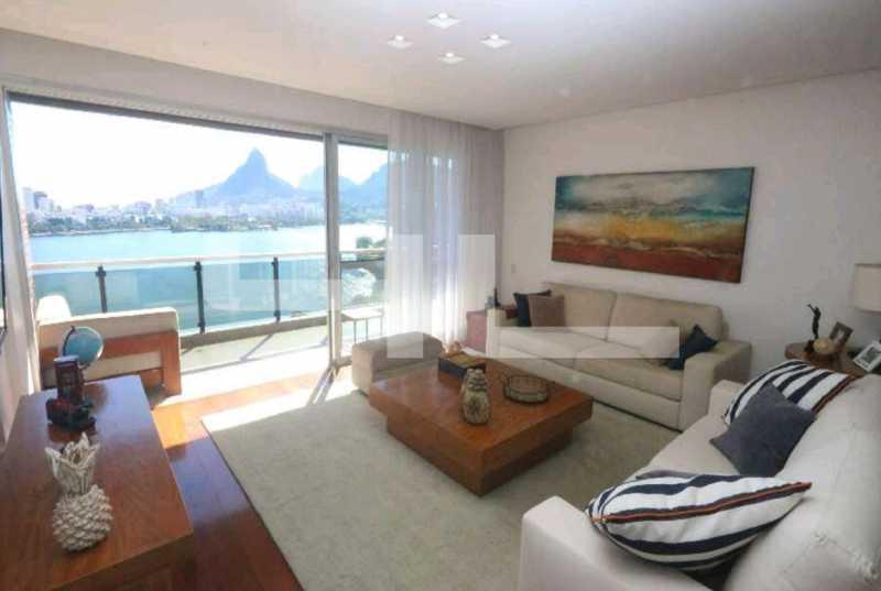 4 - Apartamento 3 quartos à venda Rio de Janeiro,RJ - R$ 4.200.000 - 00398AP - 5
