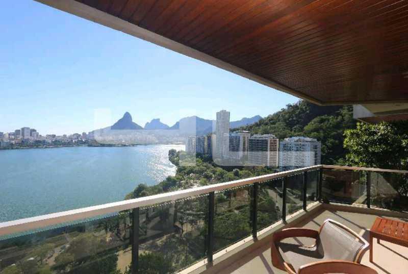 5 - Apartamento 3 quartos à venda Rio de Janeiro,RJ - R$ 4.200.000 - 00398AP - 1