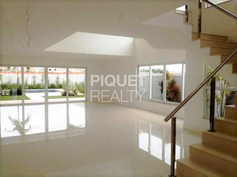 SALÃO - Casa em Condomínio 4 quartos à venda Rio de Janeiro,RJ - R$ 5.699.000 - 00042CA - 7