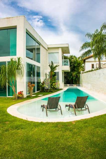 2 - Casa em Condominio Condomínio Mansões, Rio de Janeiro,Barra da Tijuca,RJ À Venda,5 Quartos,807m² - 00406CA - 4