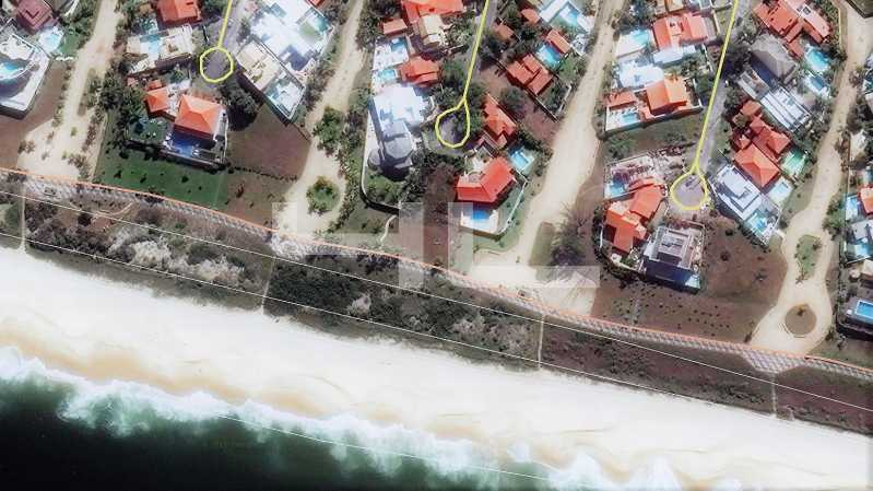 2 - Terreno 1000m² à venda Niterói,RJ Itaipu - R$ 6.500.000 - 00271TE - 3