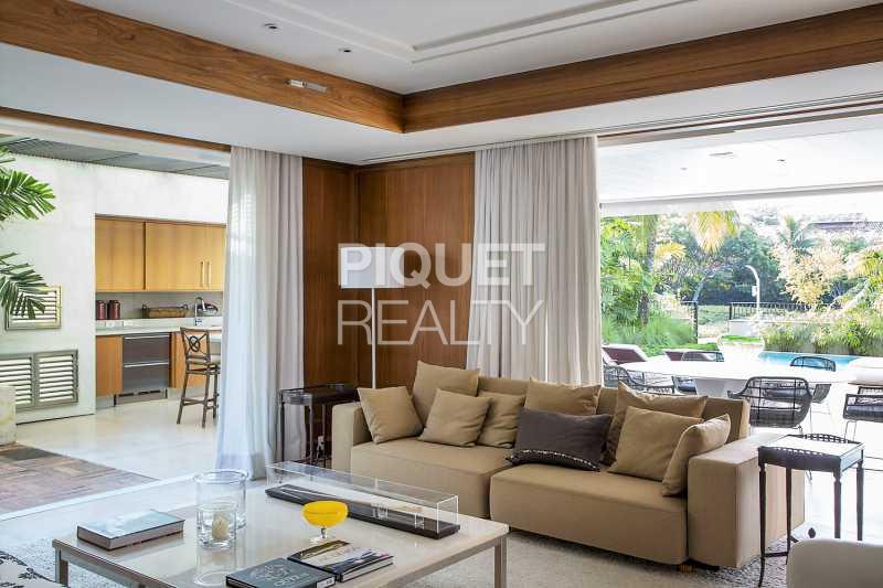 INTEGRATED - Casa em Condomínio 6 quartos à venda Rio de Janeiro,RJ - R$ 24.499.000 - 00044CA - 14