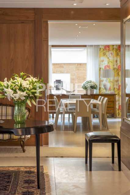 TO LUNCH - Casa em Condomínio 6 quartos à venda Rio de Janeiro,RJ - R$ 24.499.000 - 00044CA - 24