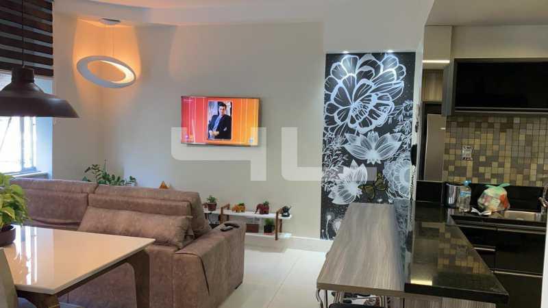 IPANEMA - Apartamento 3 quartos à venda Rio de Janeiro,RJ - R$ 1.550.000 - 00460AP - 1