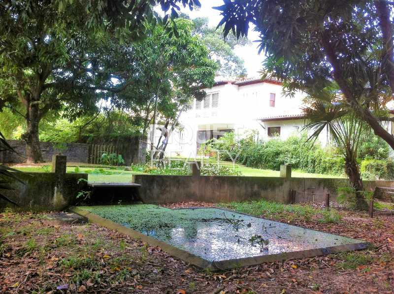 FACHADA - Casa em Condomínio 5 quartos à venda Rio de Janeiro,RJ - R$ 7.999.000 - 00046CA - 4