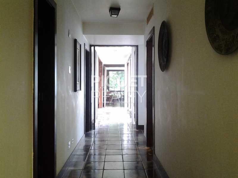 CIRCULAÇÃO - Casa em Condomínio 5 quartos à venda Rio de Janeiro,RJ - R$ 7.999.000 - 00046CA - 7