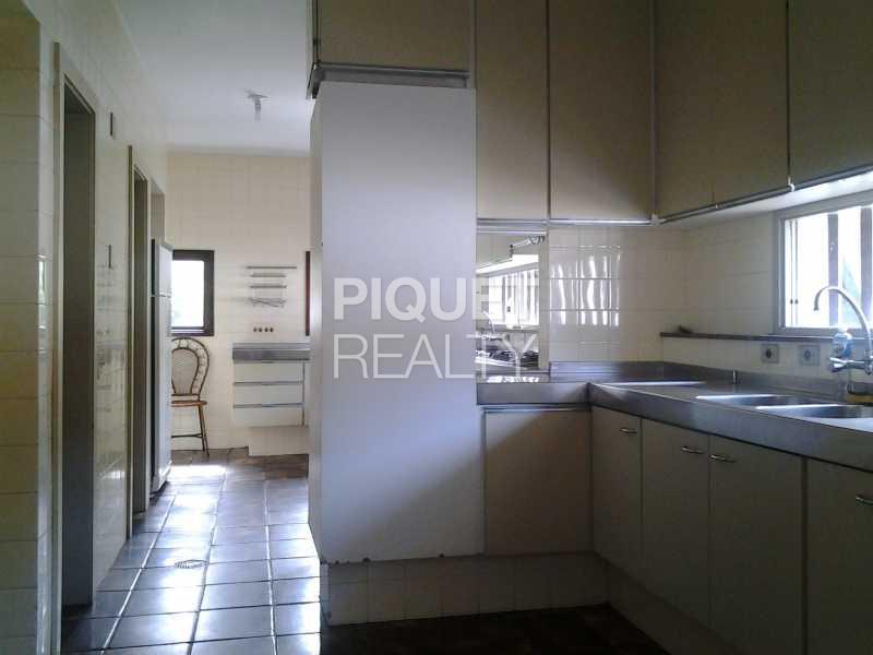 COZINHA - Casa em Condomínio 5 quartos à venda Rio de Janeiro,RJ - R$ 7.999.000 - 00046CA - 14