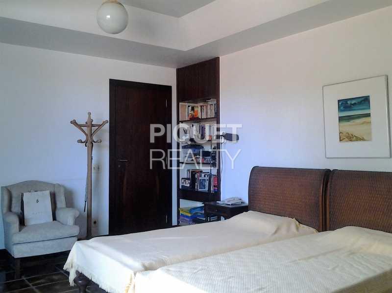 MASTER - Casa em Condomínio 5 quartos à venda Rio de Janeiro,RJ - R$ 7.999.000 - 00046CA - 17